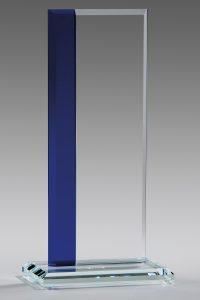 "Glastrophäe ""Prora Award"" mit Glasgravur"