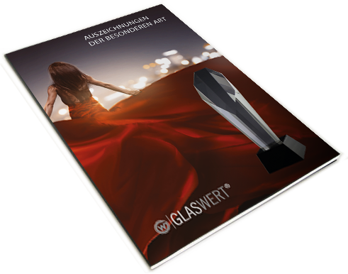 Glaspokale, Acrylglastrophäe, Awards Katalog, Bestellen, Glasgravur