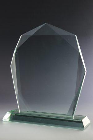"Glaspokal ""Collis Award"" mit Glasgravur"