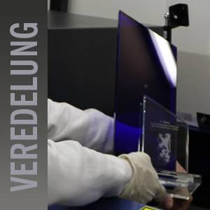Glaspokale gravieren mit Lasergravur, Digitaldruck oder Folienschnitt