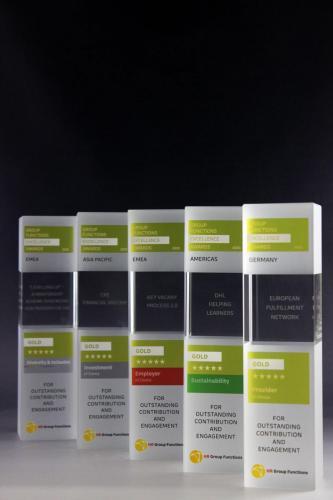 Glastrophäen mit UV-Direktdruck bei Glaswert kaufen